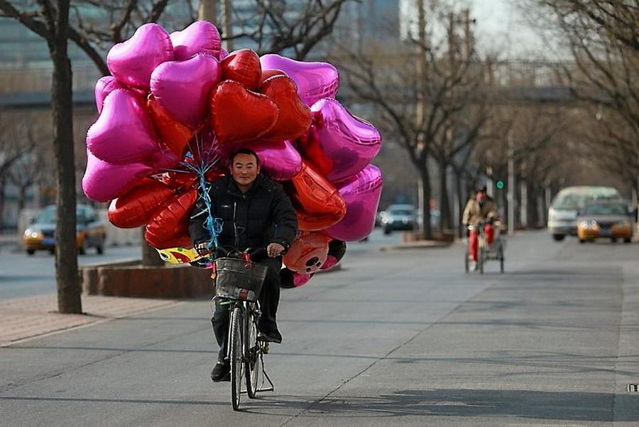Британия | День святого Валентина: необычные традиции в разных странах мира | Zestradar