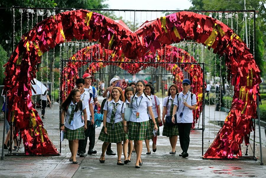 Япония | День святого Валентина: необычные традиции в разных странах мира | Zestradar