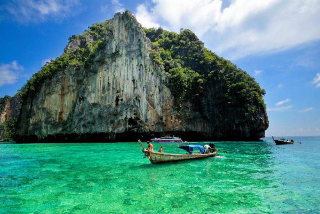 Пхи-пхи   Самые красивые острова планеты   Zwstradar