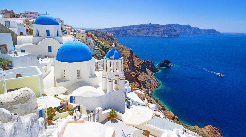 Санторини | Самые красивые острова планеты | Zwstradar