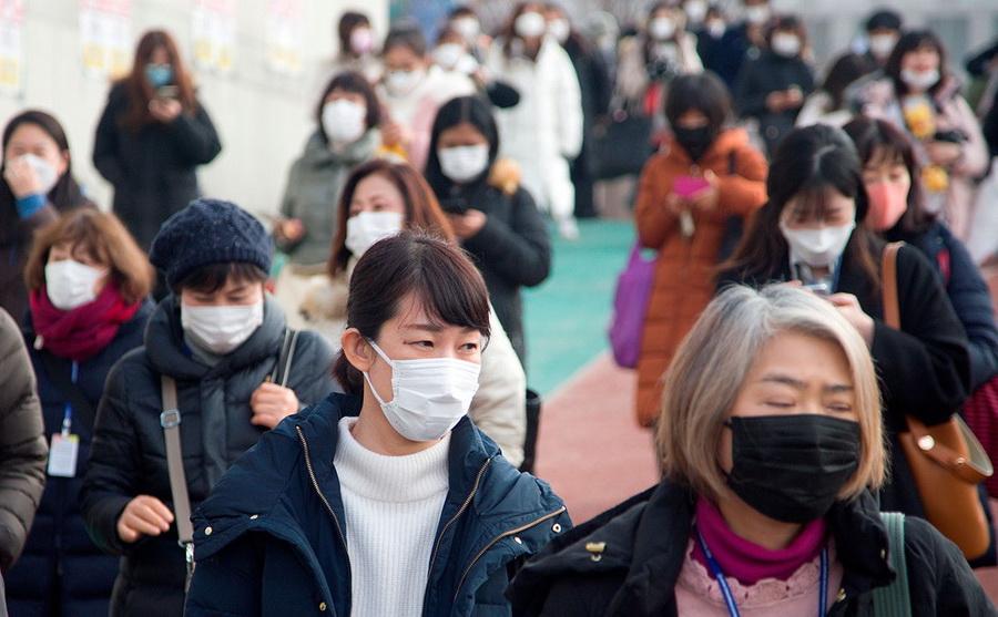 Южная Корея  | В какие страны лучше не ездить из-за коронавируса | Zetsradar