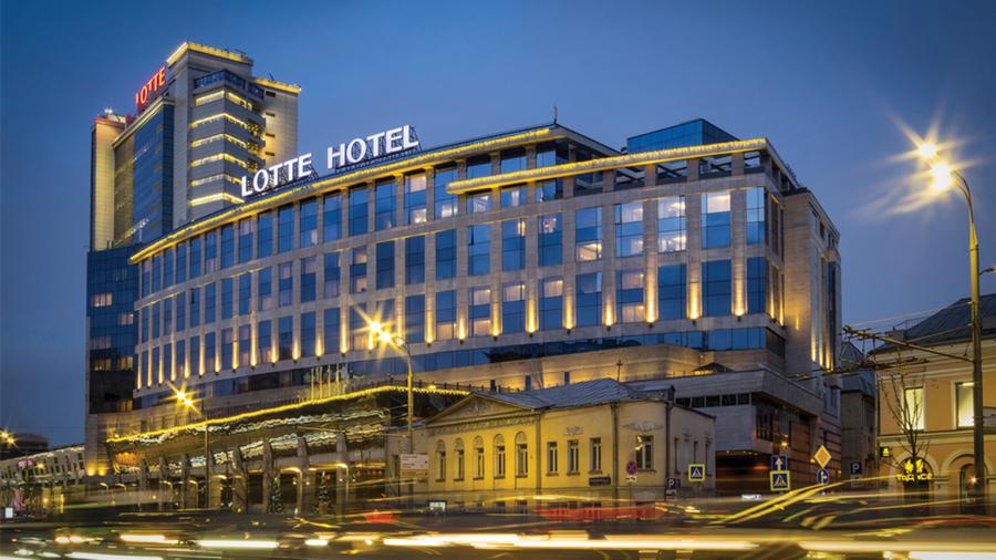 Lotte Hotel Moscow | 10 самых шикарных отелей России | Zestradar