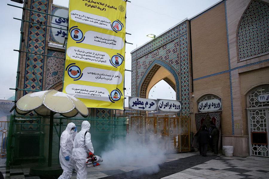 Иран | В какие страны лучше не ездить из-за коронавируса | Zetsradar