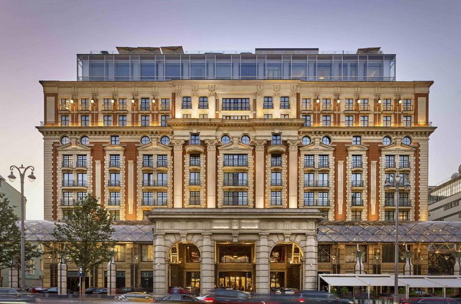 The Ritz-Carlton Moscow | 10 самых шикарных отелей России | Zestradar