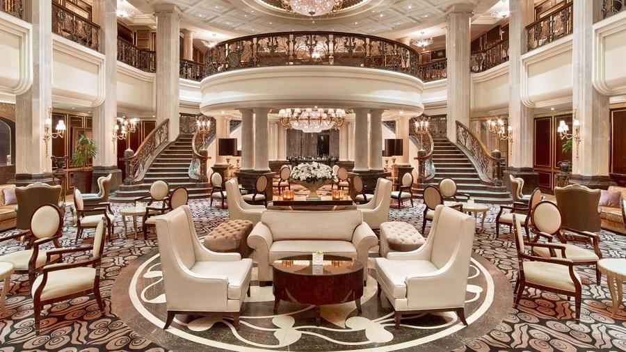 The St. RegisMoscow Nikolskaya | 10 самых шикарных отелей России | Zestradar
