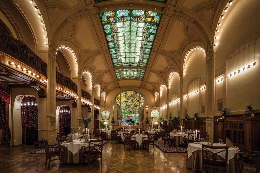 Belmond Grand Hotel Europe, St Petersburg | 10 самых шикарных отелей России | Zestradar