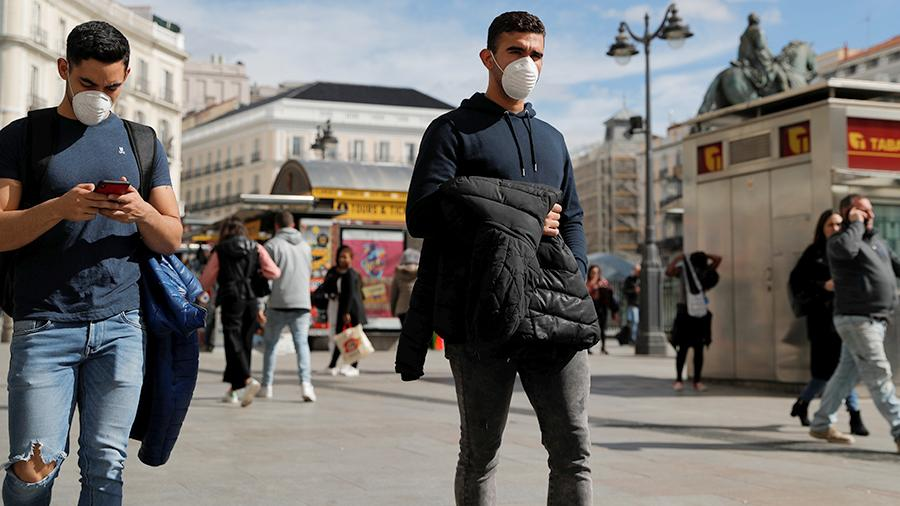 Испания | В какие страны лучше не ездить из-за коронавируса | Zetsradar