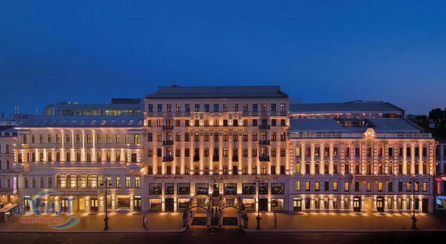 Corinthia Hotel St. Petersburg | 10 самых шикарных отелей России | Zestradar