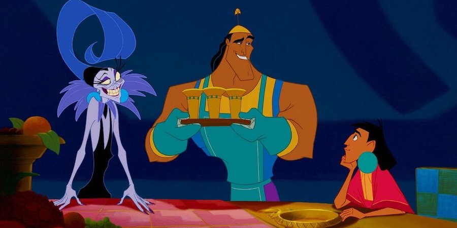 Emperor's New Groove | 10 Disney Movies That Need a Remake | Zestradar