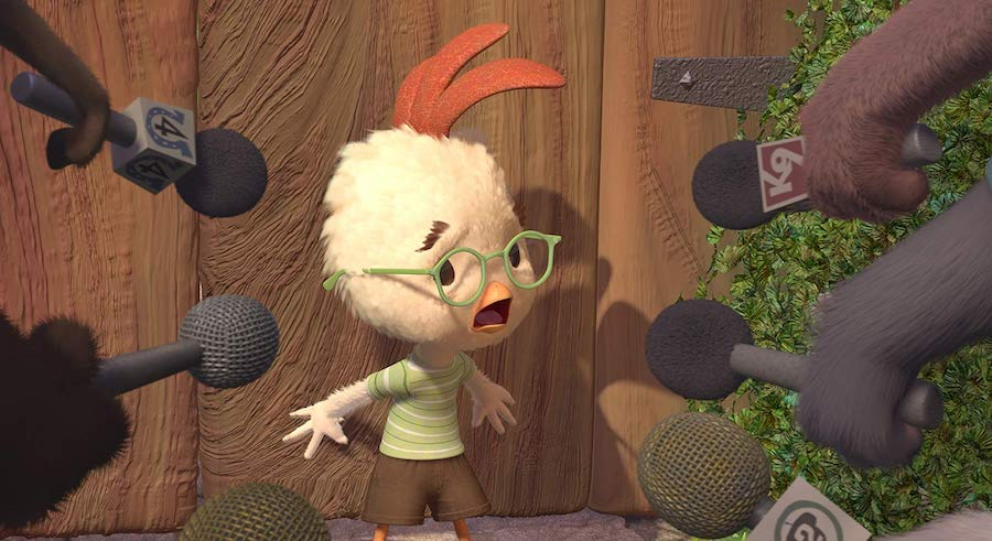 Chicken Little | 10 Disney Movies That Need a Remake | Zestradar
