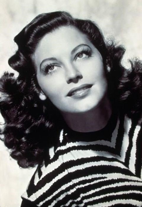 6 Ava Gardner | 9 Legendary Actresses From The Golden Age of Hollywood | Brain Berries