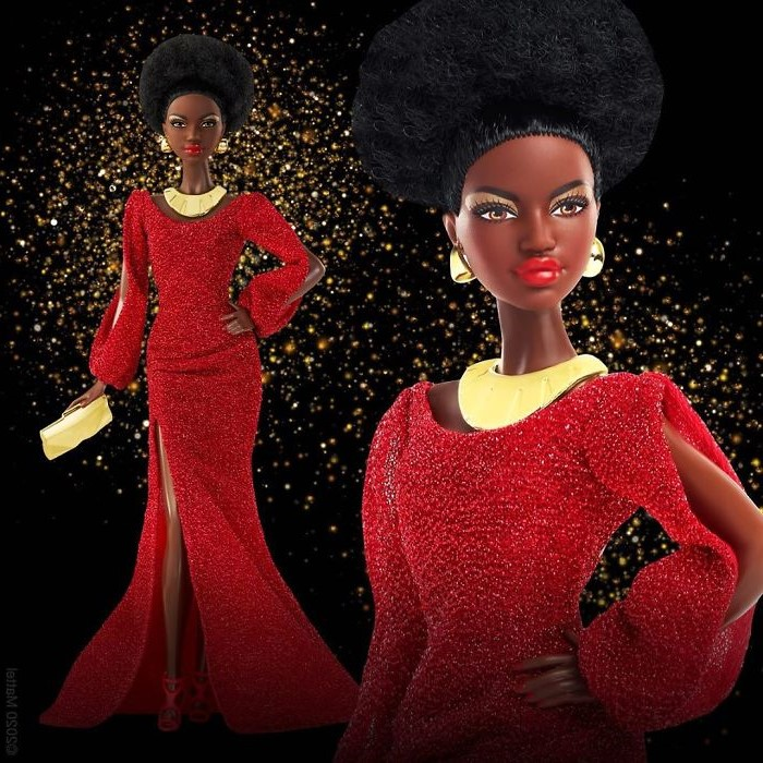 Barbie's New Line of 10 Dolls Represents Millions of Black Girls All Over the World #4 | Zestradar