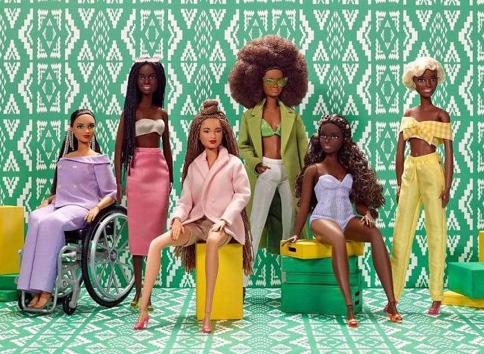 Barbie's New Line of 10 Dolls Represents Millions of Black Girls All Over the World #5   Zestradar