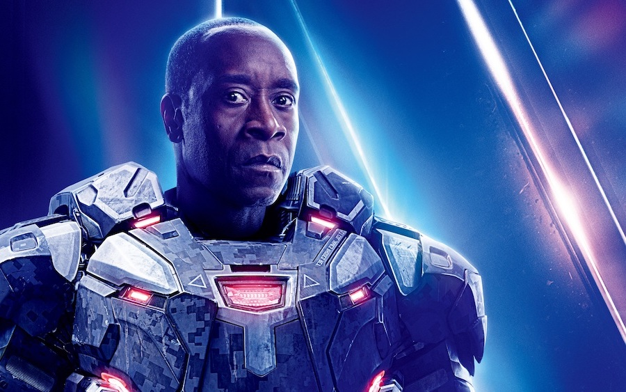 War Machine | 8 Black Superheroes Who Deserve Their Own Movies And Shows | Zestradar