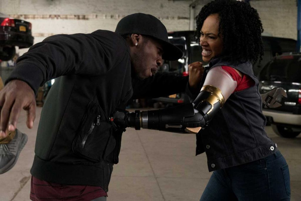 Misty Knight | 8 Black Superheroes Who Deserve Their Own Movies And Shows | Zestradar