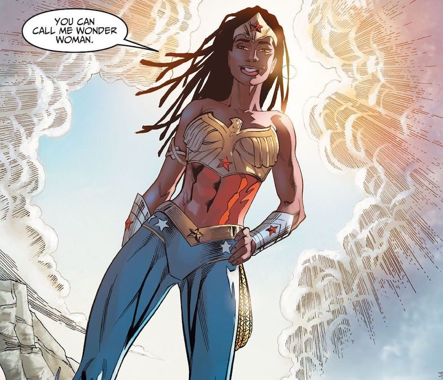 Nubia | 8 Black Superheroes Who Deserve Their Own Movies And Shows | Zestradar