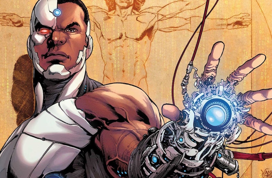 Cyborg | 8 Black Superheroes Who Deserve Their Own Movies And Shows | Zestradar