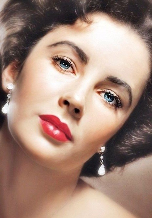 7 Elizabeth Taylor | 9 Legendary Actresses From The Golden Age of Hollywood | Brain Berries