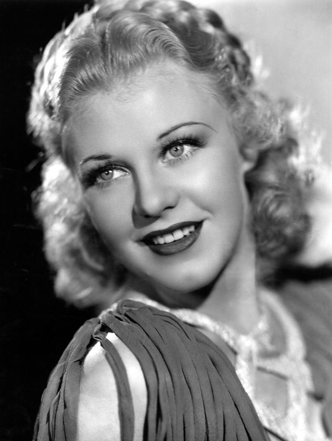 4 Ginger Rogers | 9 Legendary Actresses From The Golden Age of Hollywood | Brain Berries
