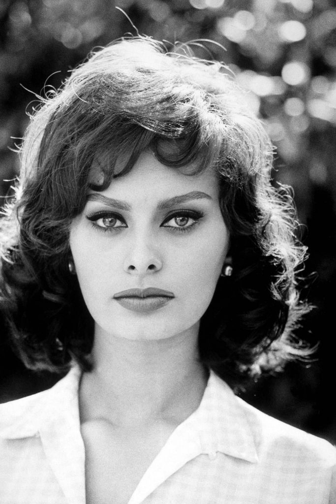 5 Sophia Loren | 9 Legendary Actresses From The Golden Age of Hollywood | Brain Berries