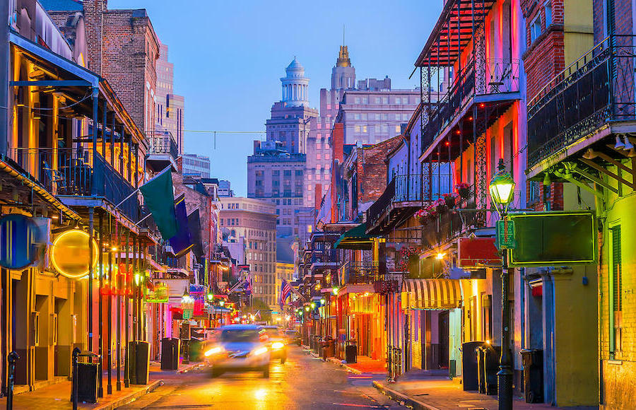 5.New Orleans, Louisiana | Top 10 Spring Holiday Destinations In US For 2020 | Brain Berries