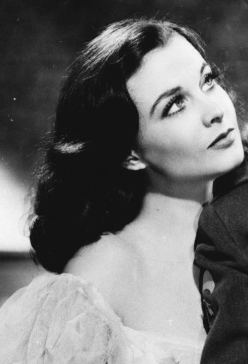 1 Vivien Leigh | 9 Legendary Actresses From The Golden Age of Hollywood | Brain Berries