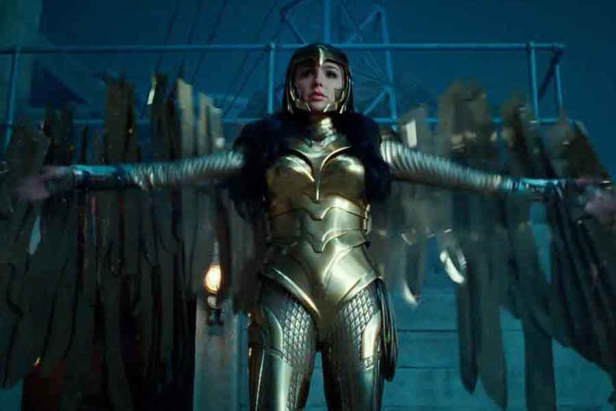 Wonder Woman's Golden Armour Explained #4 | Zestradar
