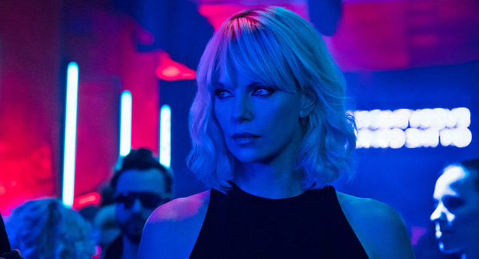 Atomic Blonde (2017) | 9 Best Action Movies Of All Time | Zestradar