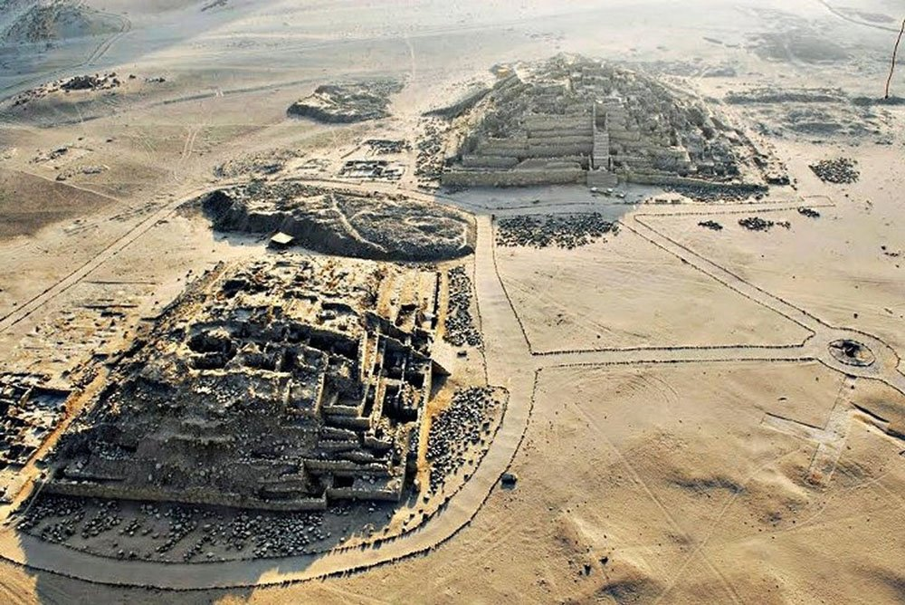 Caral Civilization | 5 Most Advanced Ancient Civilizations in the World | Zestradar