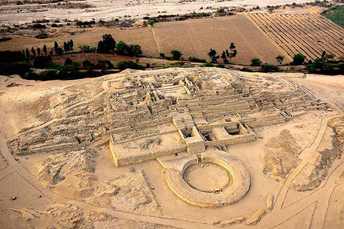 Caral Civilization #2 | 5 Most Advanced Ancient Civilizations in the World | Zestradar