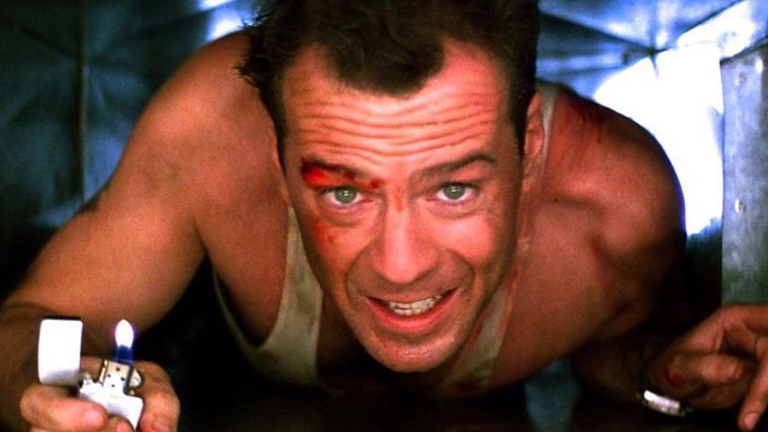 Die Hard (1988) | 9 Best Action Movies Of All Time | Zestradar