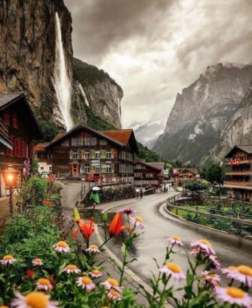 Lauterbrunnen, Switzerland | These Are Arguably The Most Beautiful Villages On Earth | Zestradar
