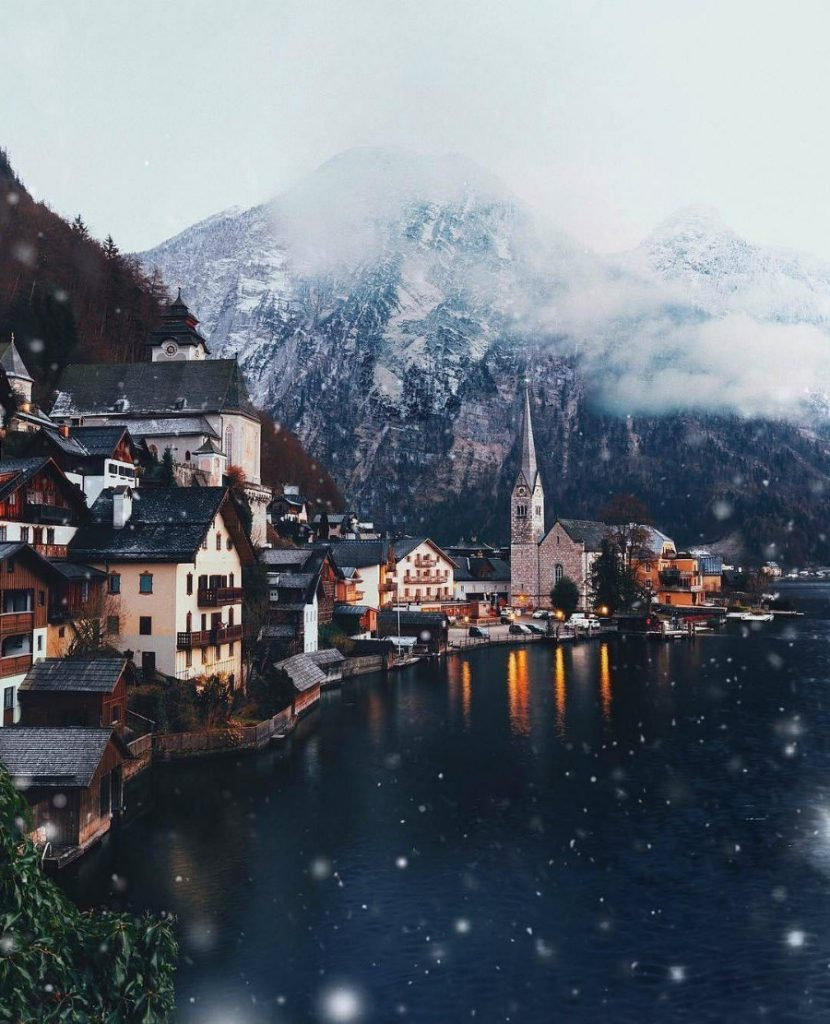 Hallstatt, Austria | These Are Arguably The Most Beautiful Villages On Earth | Zestradar