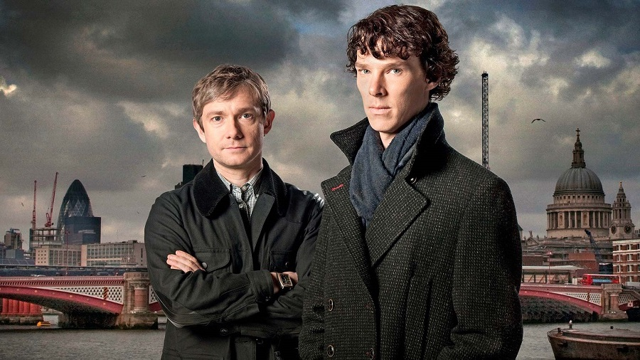 Sherlock BBC | 12 Best TV Shows To Binge Watch While You're Sitting At Home | Zestradar