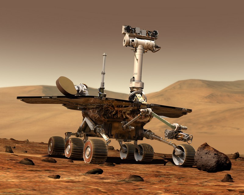 The Mars Rover | Top Wonders of the Technological World | Brain Berries