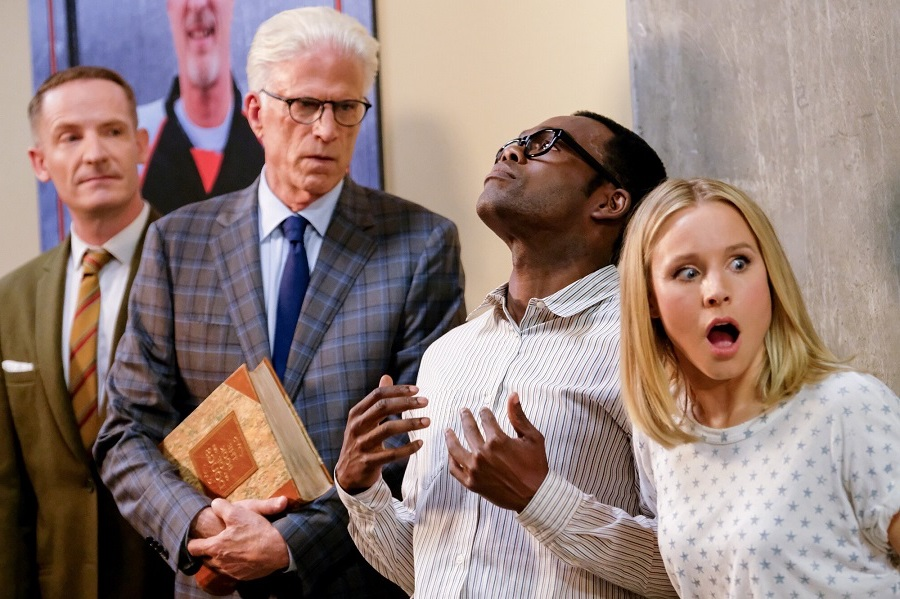 The Good Place | 12 Best TV Shows To Binge Watch While You're Sitting At Home | Zestradar
