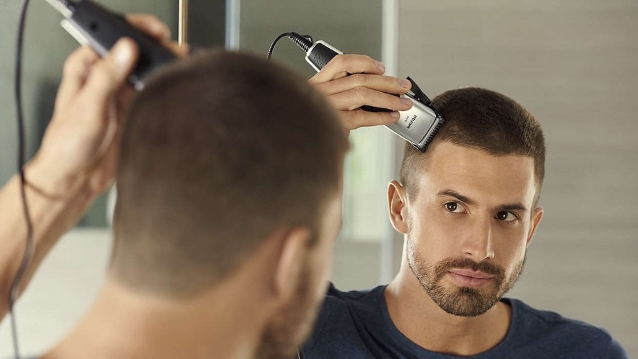 6.Buzzcut If Needed | 6 Tips For DIY Haircuts For Men | Brain Berries