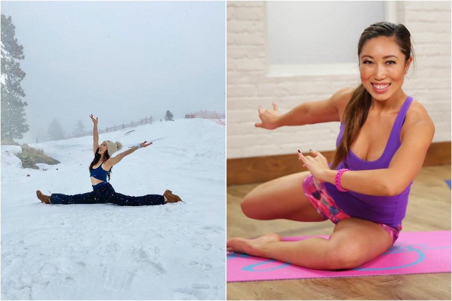Cassey Ho | 8 Breakout Instagram Fitness Stars To Follow In 2020 | Zestradar
