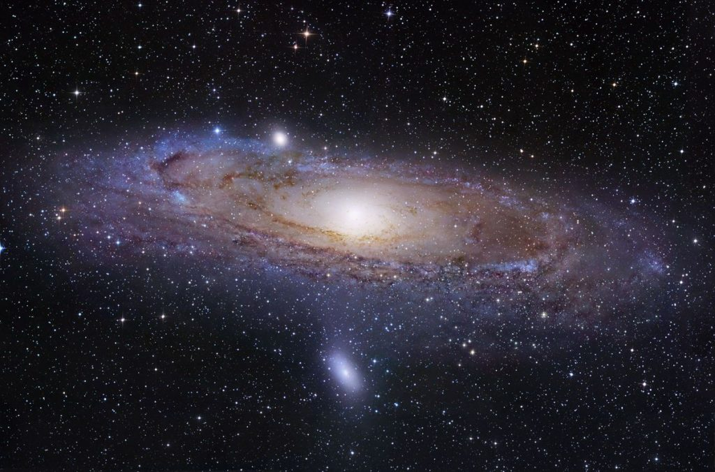 Meet Andromeda | Milky Way Will Collide With A Neighbour Galaxy, And It's Inevitable | ZestRadar