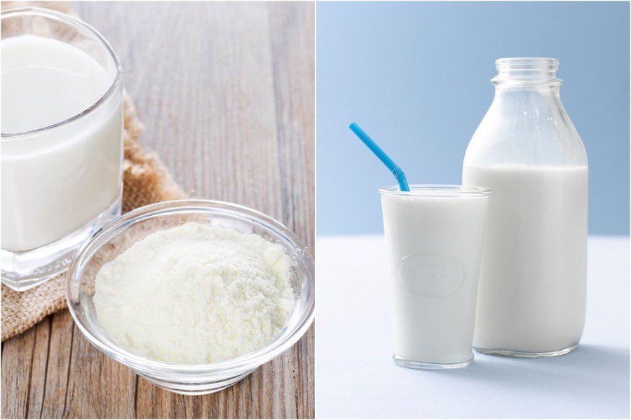 Kinds Of Powdered Milk | 6 Powdered Milk Facts You Didn't Know | Zestradar