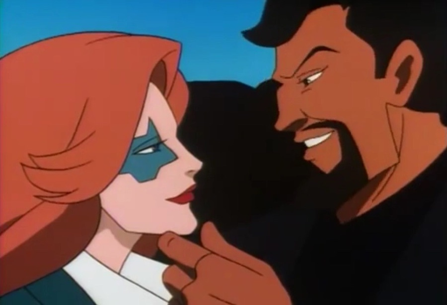 Gargoyles – David and Fox Xanatos (1994- 1997) | The 8 Best Animated Villains You Will Remember | Zestradar