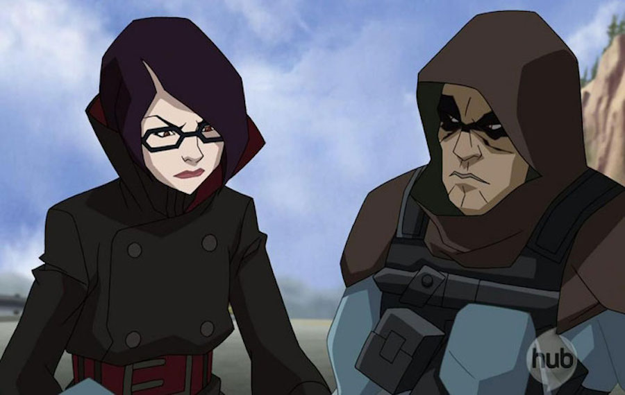 G.I.Joe Renegades – Destro and Baroness (2010-2011) | The 8 Best Animated Villains You Will Remember | Zestradar