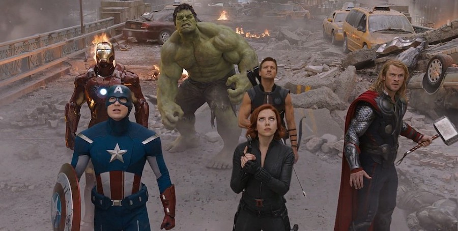 The Avengers | 8 Best Marvel Movies You Have To Watch | Zestradar