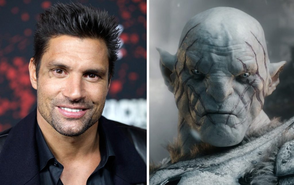 Azog the Defiler (Hobbit) | 10 Frightening Movie Villains Who Look Gorgeous In Real Life | Zestradar