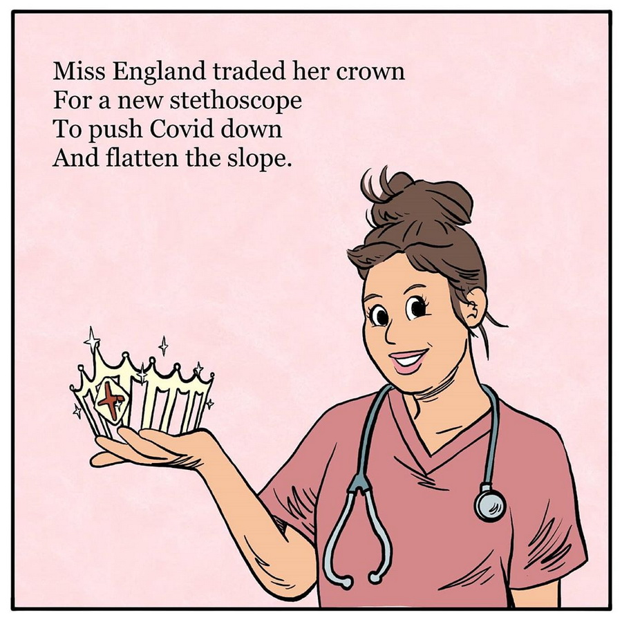 Бхаша Мукерджи корона | Удивительные истории Великобритании: возвращение во врачебную практику | Zestradar