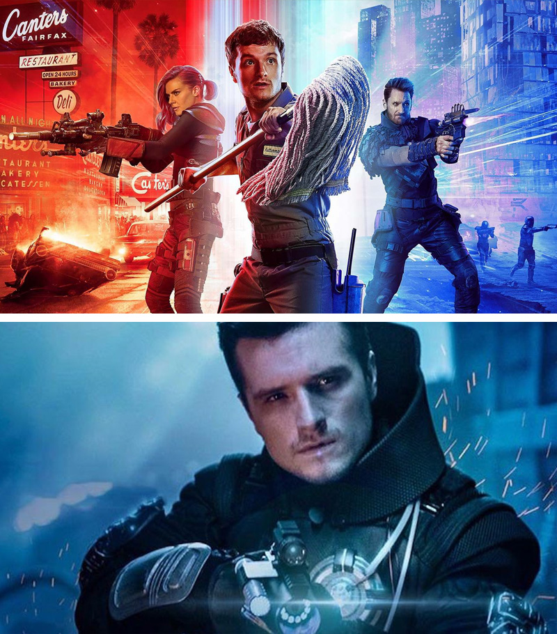 Future Man   10 Visually Stunning Sci-Fi TV Shows You Need To Watch In 2020   Zestradar
