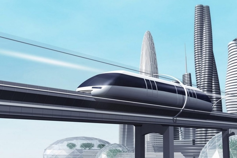 Hyperloop trains | Future Tech: 9 New Inventions That Are About To Change The World | Zestradar