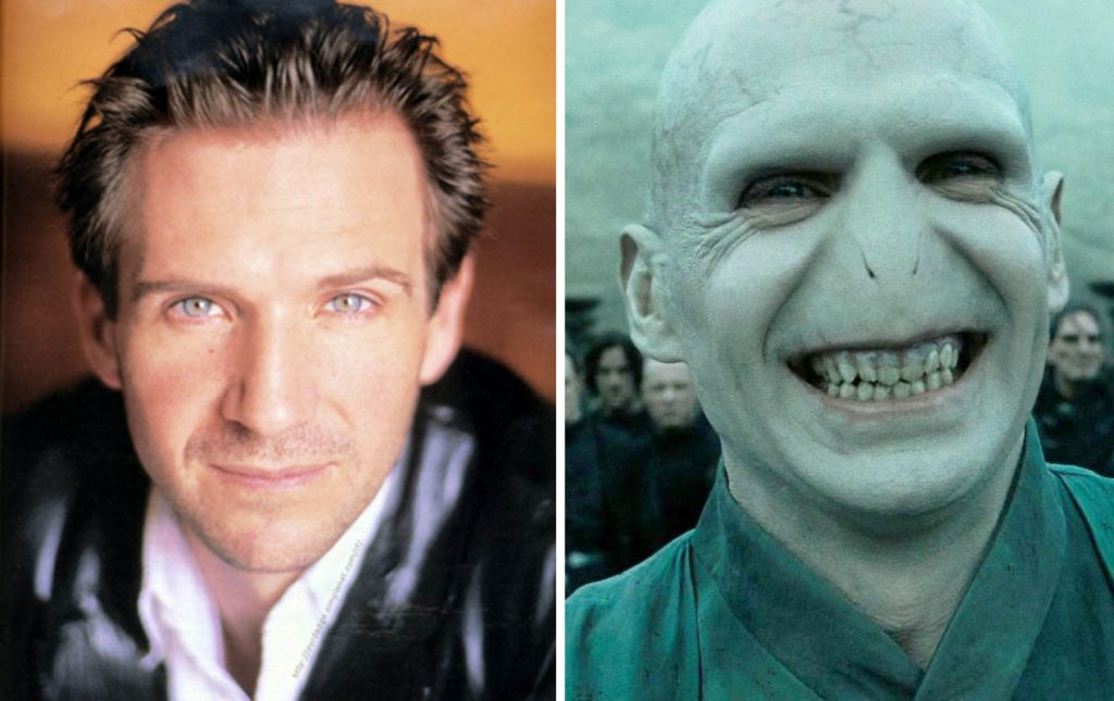 Lord Voldemort (Harry Potter) | 10 Frightening Movie Villains Who Look Gorgeous In Real Life | Zestradar