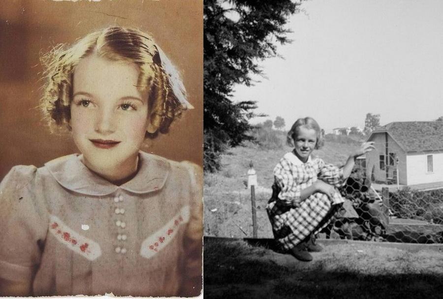 Детские годы | 10 интересных фактов о Мэрилин Монро | Zestradar