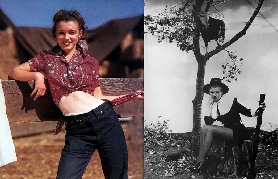 Первая работа | 10 интересных фактов о Мэрилин Монро | Zestradar